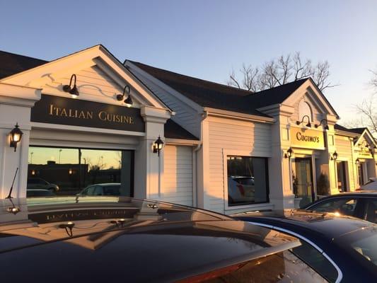 Italian Restaurants Main St Williamsville Ny