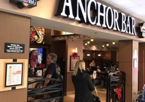 Buffalo Airport Coffee Shops