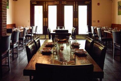 The Black Sheep Buffalo Restaurants