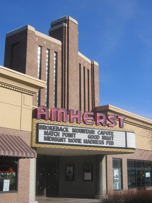 dipson amherst theatre buffalo theater amp stage