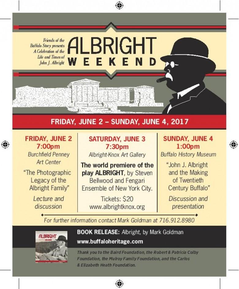 Albright - A Buffalo Enigma Re...