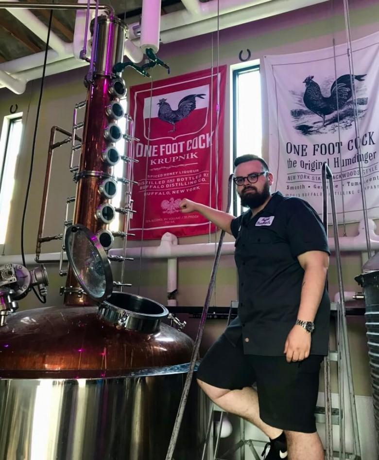 Kevin Ford @ Buffalo Distilling…